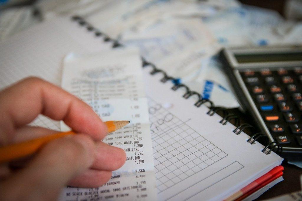 離婚したいなら日記と家計簿をつけよう!画像