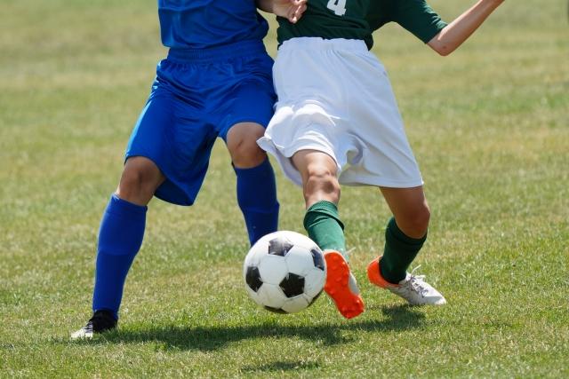 ADHD児の息子がサッカーを始めた